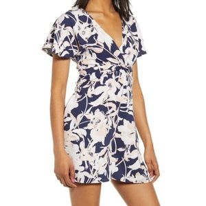 Keith Twist Front Romper Size XS